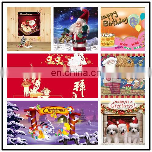 High Quality Fashinal Professional 3d lenticular printing post card