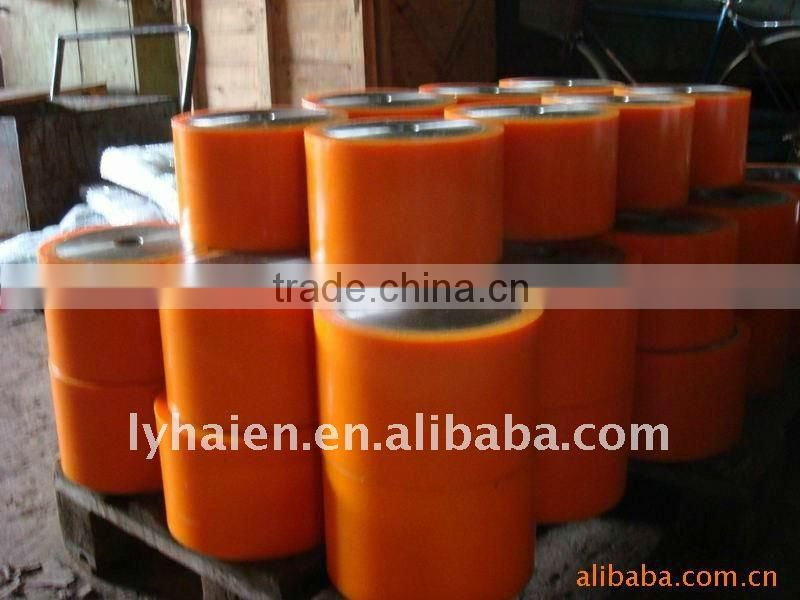 high wearproof polyurethane coating rollers