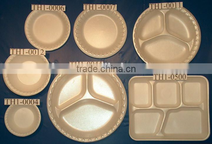 best selling custom plastic ps food container mold