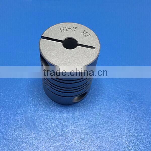 6.35mm*10mm shaft reducer coupling motor coupling for stepper motor