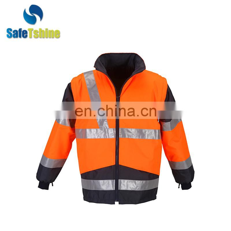 Low price guaranteed quality high visibility cotton clothes