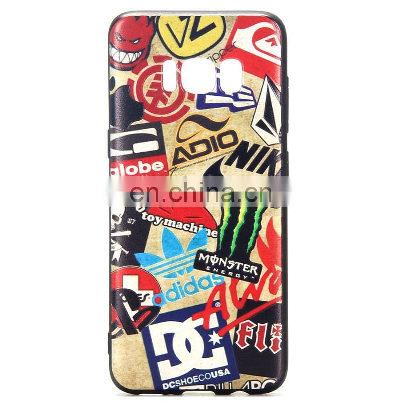 New design phone case for samsung galaxy s8 with great price