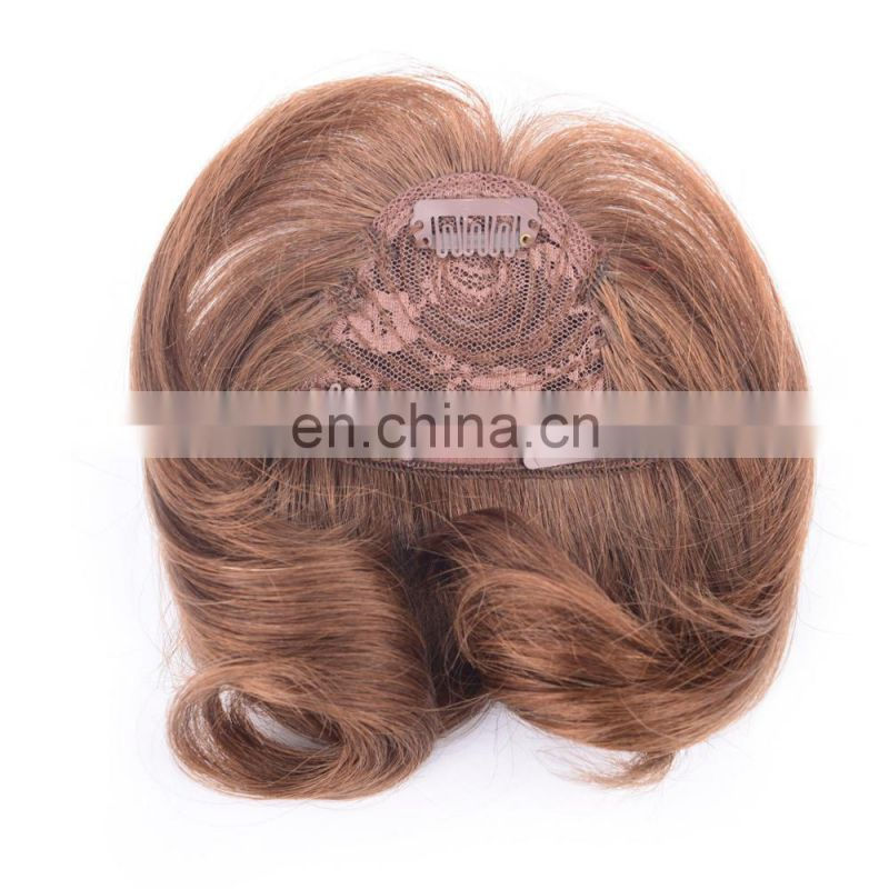 hot sell ladystar hair bang fashion chinese bang wigs hair color 6#