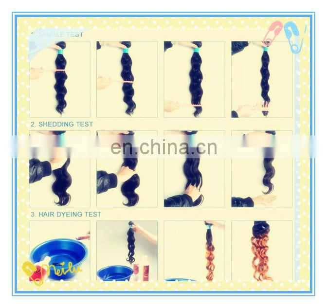 Karida hair,Unprocessed pure brazilian virgin hair body wave,5A grade top quality virgin human hair extension