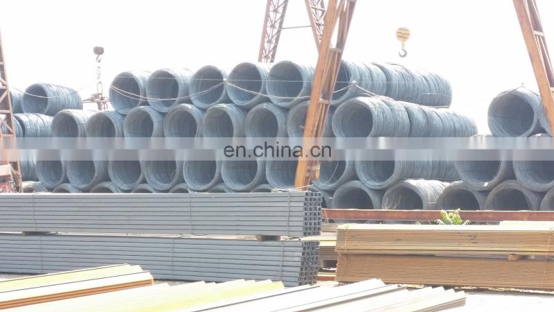 Hot Rolled High Carbon Steel Wire Rod for Rope