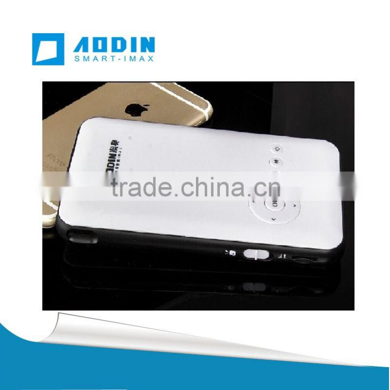 2015 China Best Selling Good Quality Smart Pico Projector Wifi DLP Led Mini Pocket Projector