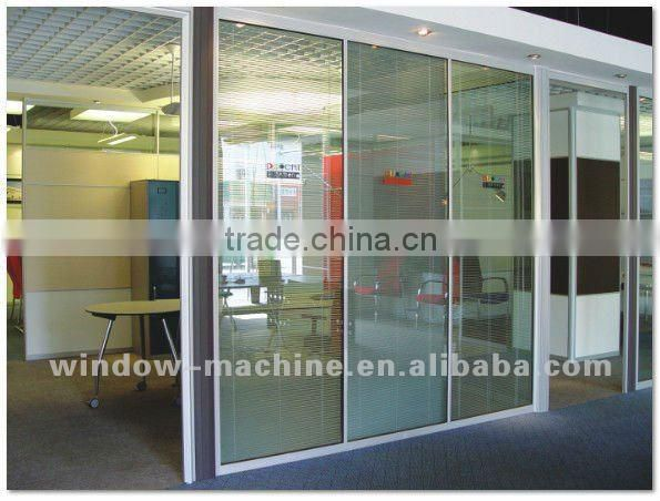 Semi-Automatic Insulating Glass Production Line / Double glazing equipment