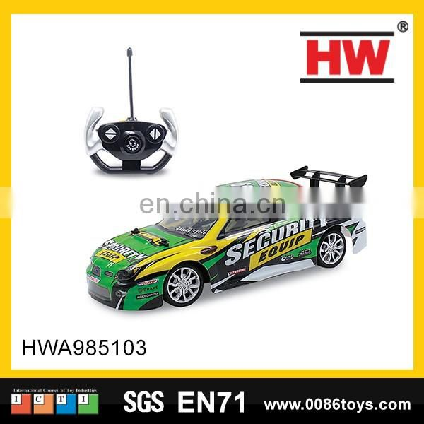 1:20 4Channel plastic gravity sensor remote control toy car