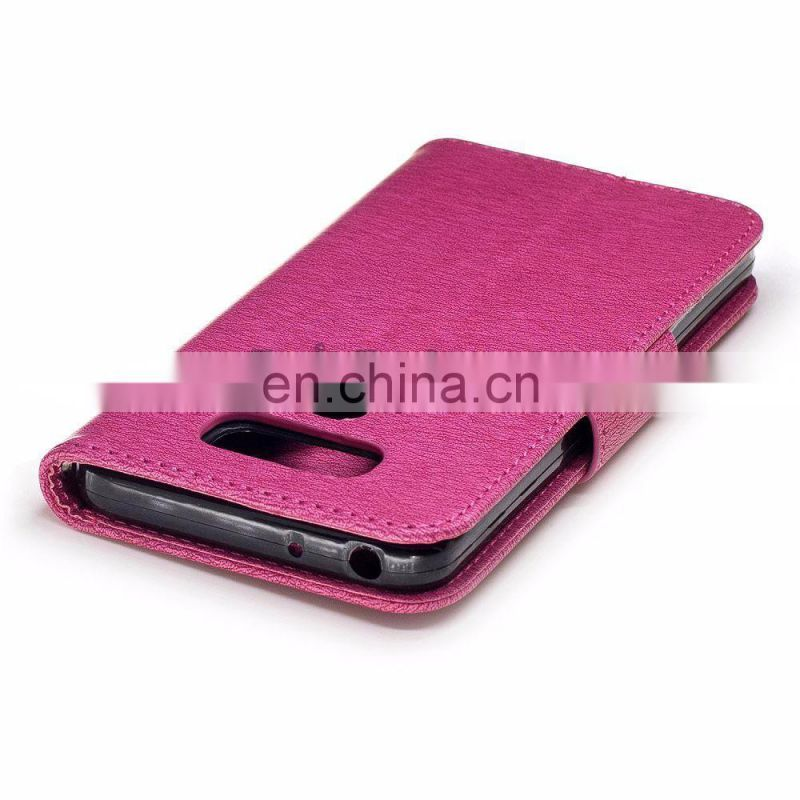 Wallet Style with Cards Slot PU Leather + TPU Full Cover Case for LG G6