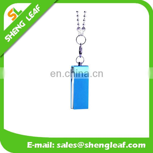 2GB 4GB Metal USB with printing logo upload document use in vedio wedding