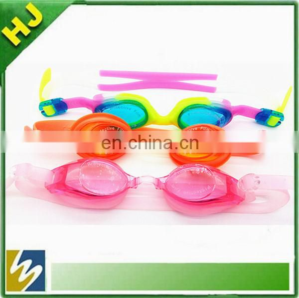 High Quality Silicone Child Swim Goggle