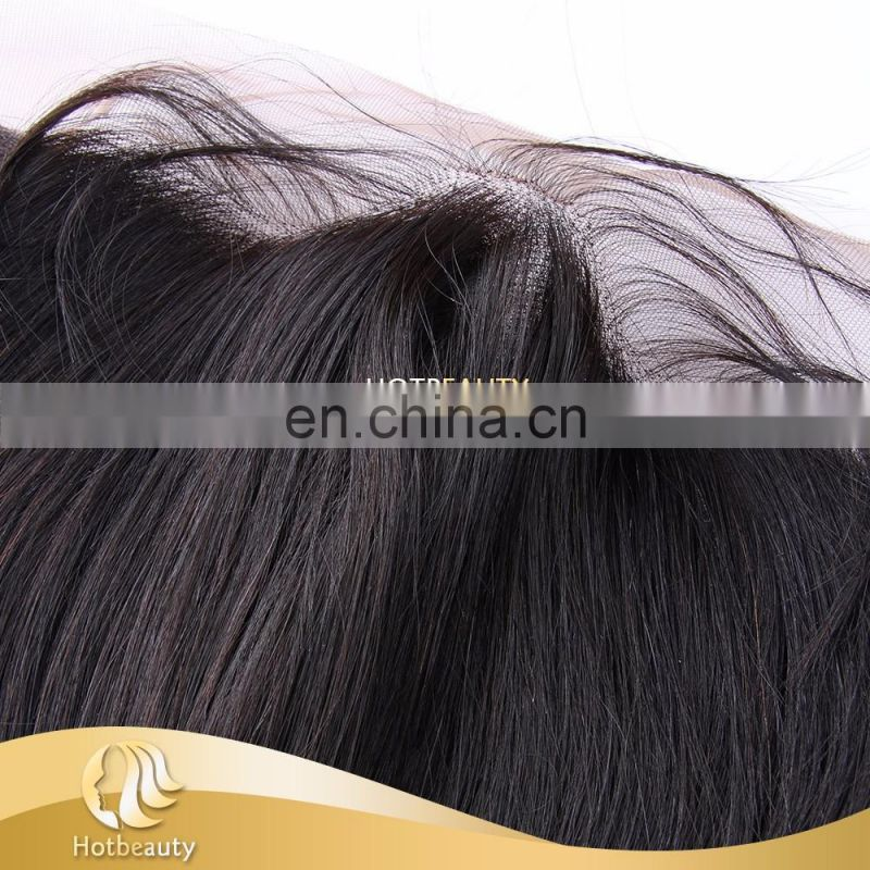 Wholesale Top Quality 100% Unprocessed Brazilian Human Hair 4*13 Lace Frontal
