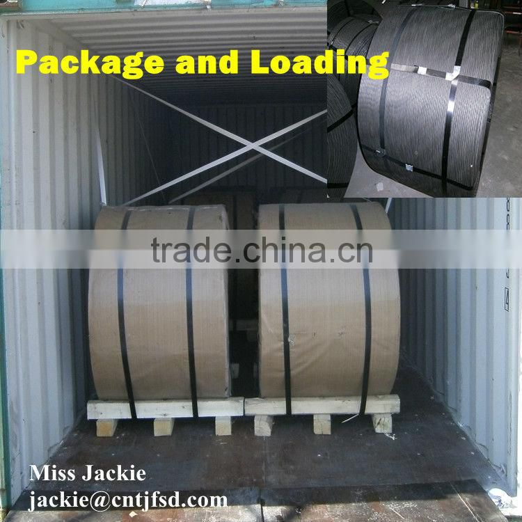 prestressing steel strand price