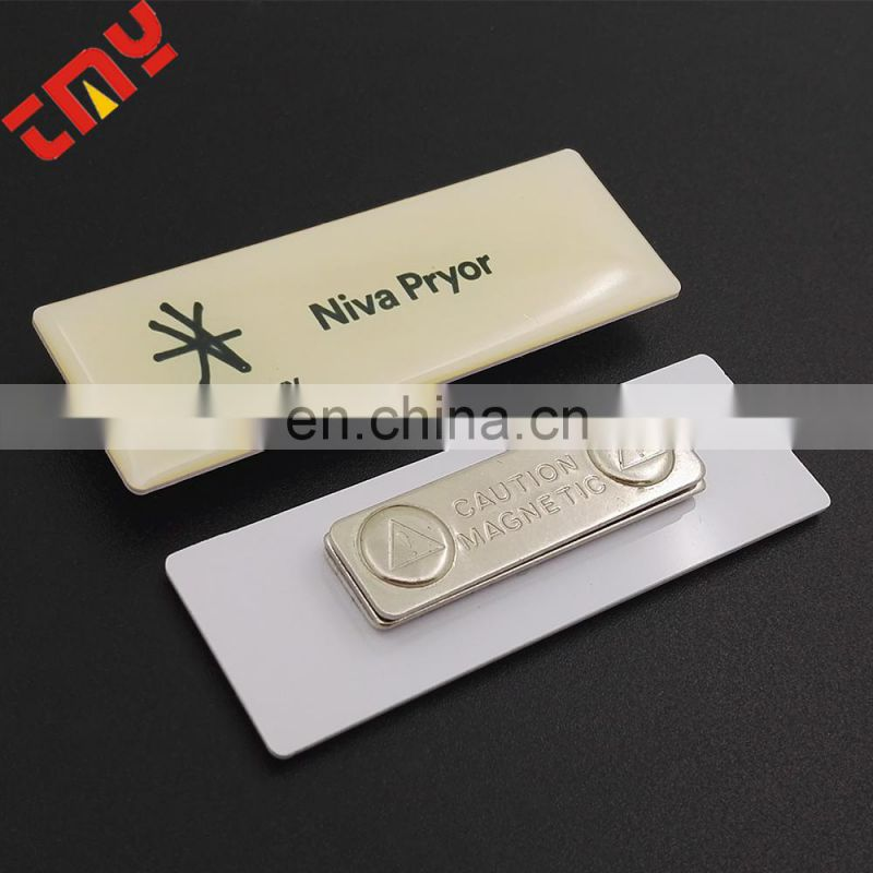 TMY Factory Direct Sale Best Plastic Pin Badge With Newest Design