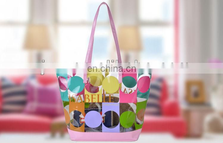 new design plastic bag without zipper