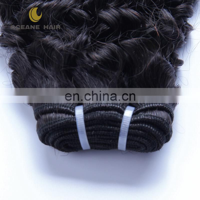 Top grade wholesale real mink brazilian hair human remy hair 100 human hair