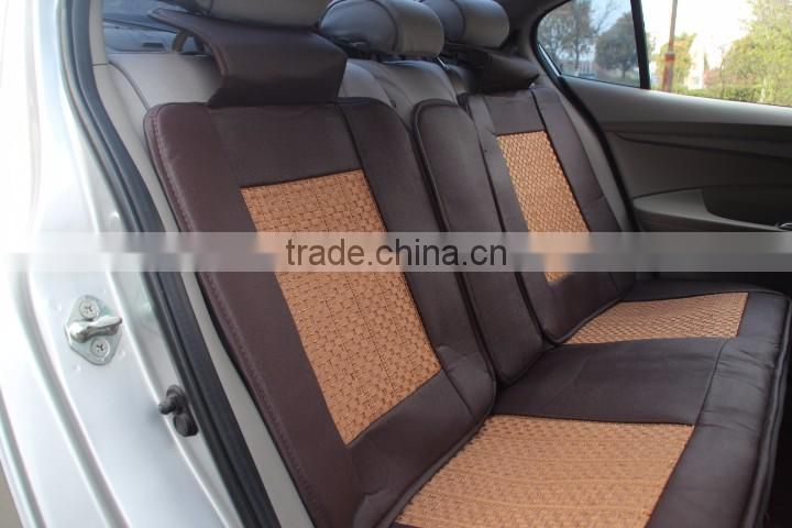 In Stock And Cheap Leather Car Seat Cushion Cover Set And Bajaj