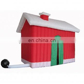 Happy Inflatable Christmas House for Chirstmas