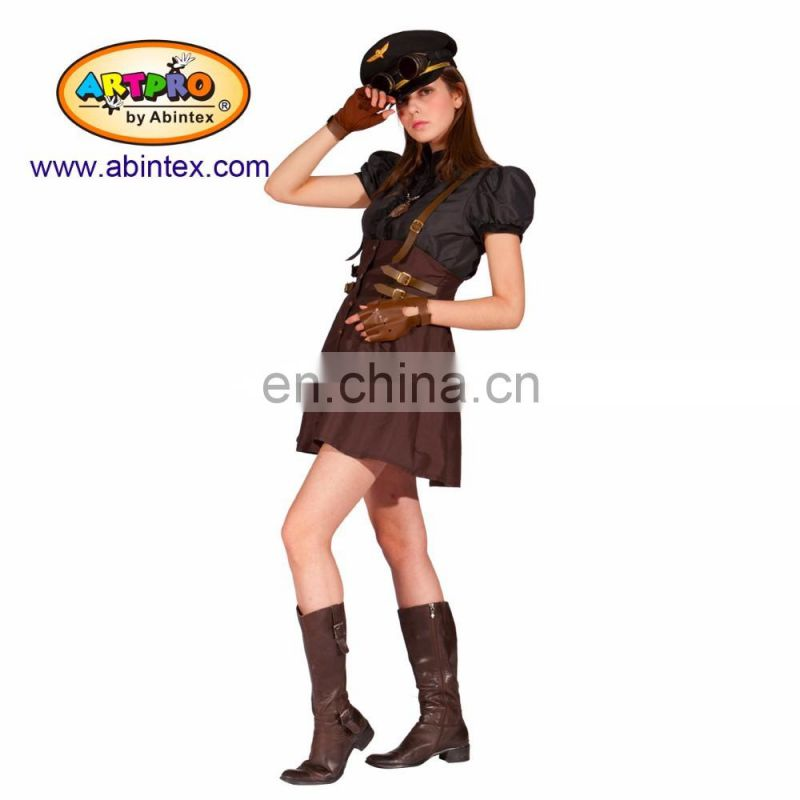 Military Girl (15-164) as lady carnival costumes with ARTPRO brand