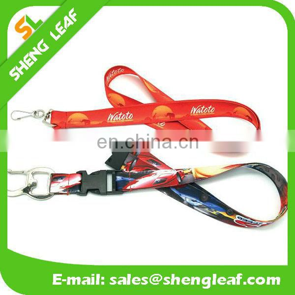 Badge Holder with Blue Lanyard for Office and Exhibition