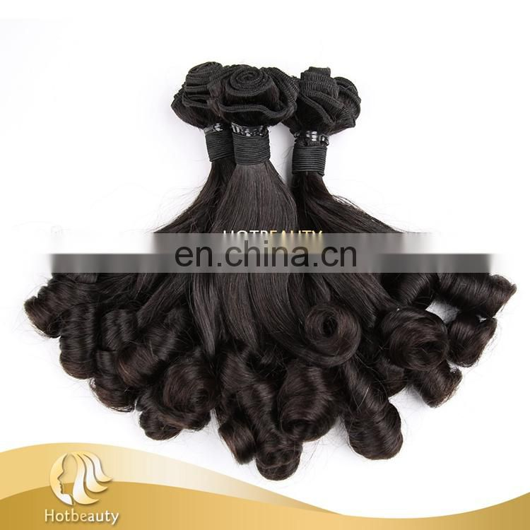 Wholesale price spiral curl raw cambodian hair weave aliexpress remy human hair for black women