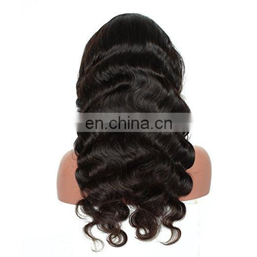 Good Quality Best Selling Brazilian Hair Lace Front Wig human hair wig