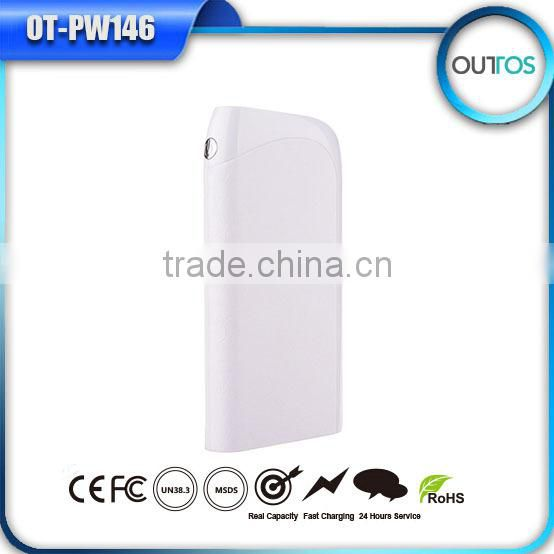 20800mah high capacity power bank portable charger