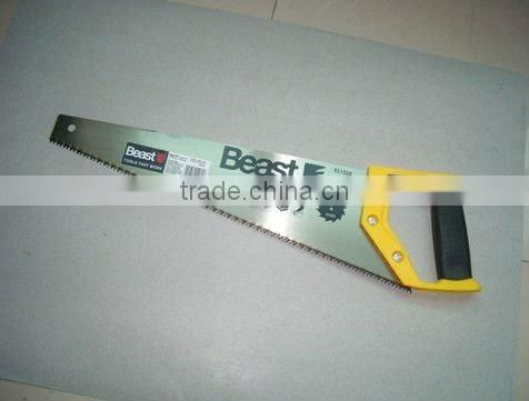 ABS+TPR Handle Hand Saw NH-058