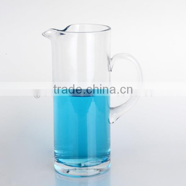 Clear Water Glass Pitcher glass juice pitcher