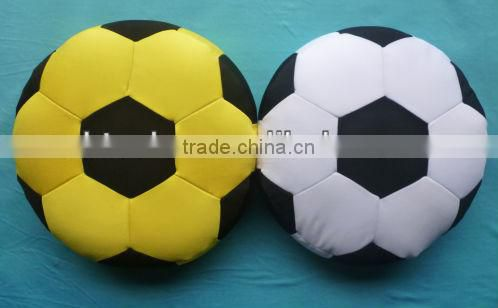 Promotion cute design foot polystyrene bead pillow