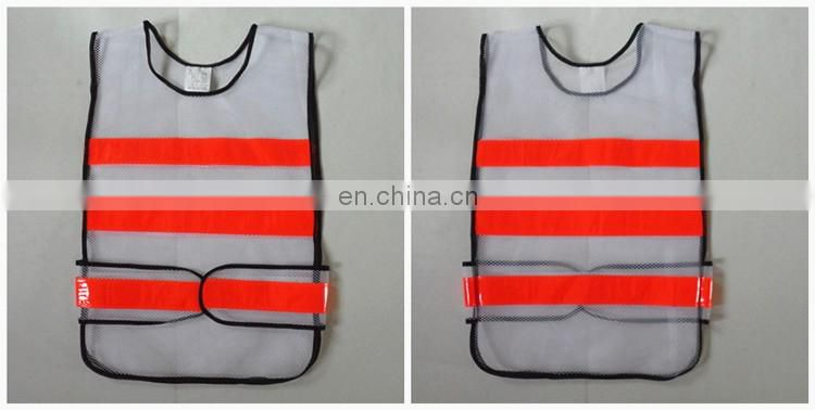 High Visibility Reflex Security Safety Jacket