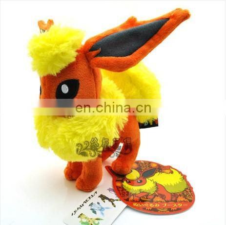 Factory Custom high quality soft pokemon toys one set