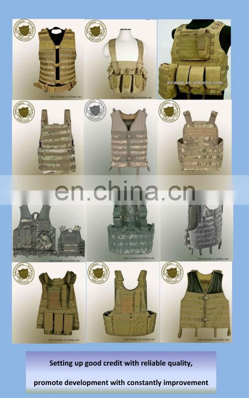 Modular Carrier Basic Vest