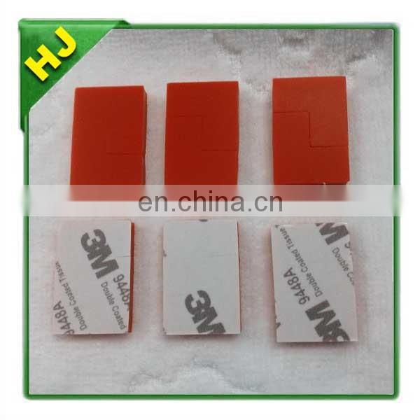 Stick on set top boxes adhesive pads
