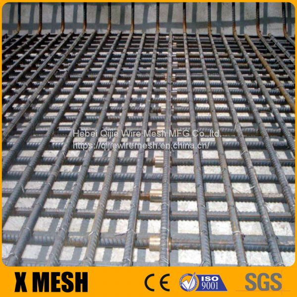 High quality A10 6x6 reinforcing welded wire mesh with 400x400mm ...