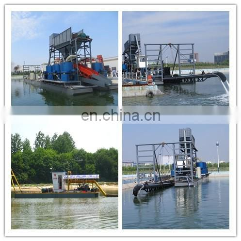 China Multi-function Service Work Boat for sale Highling HL-S240 Small Model