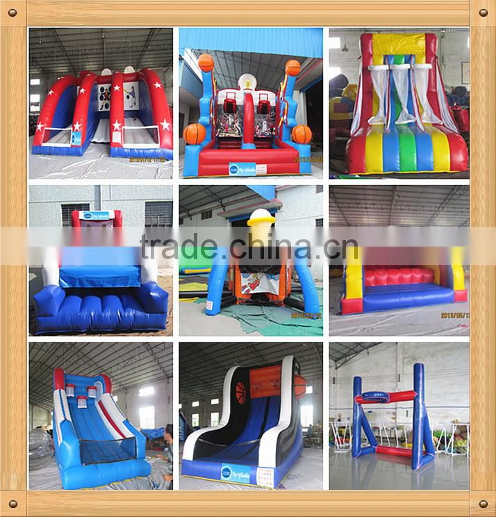TOP Inflatable Gladiator Joust/inflatable sports arena