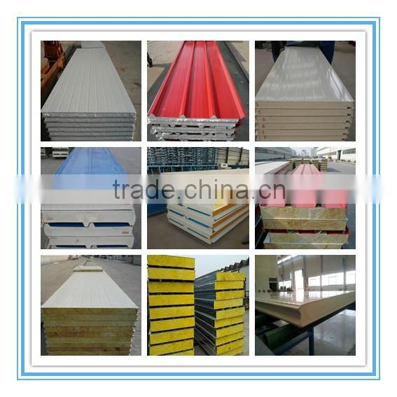 painting or hot galvanized light steel structure building prefabricated warehouse for construction