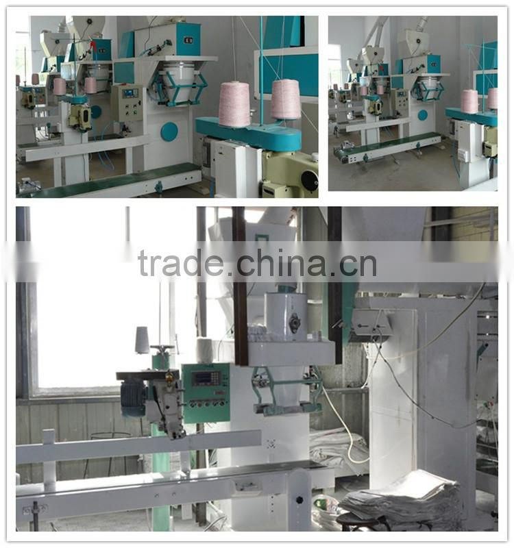 wide usage automatic semolina processing plant