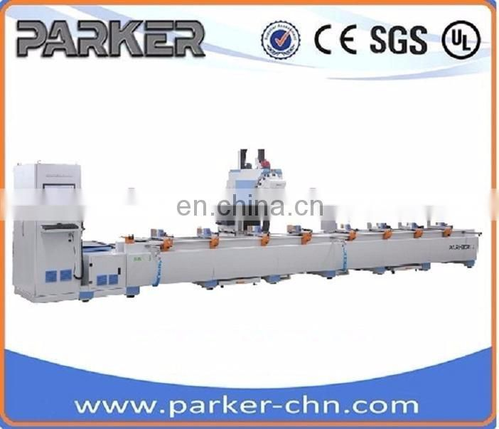 CNC Aluminum milling and drilling and cutting machine with Syntec Control system