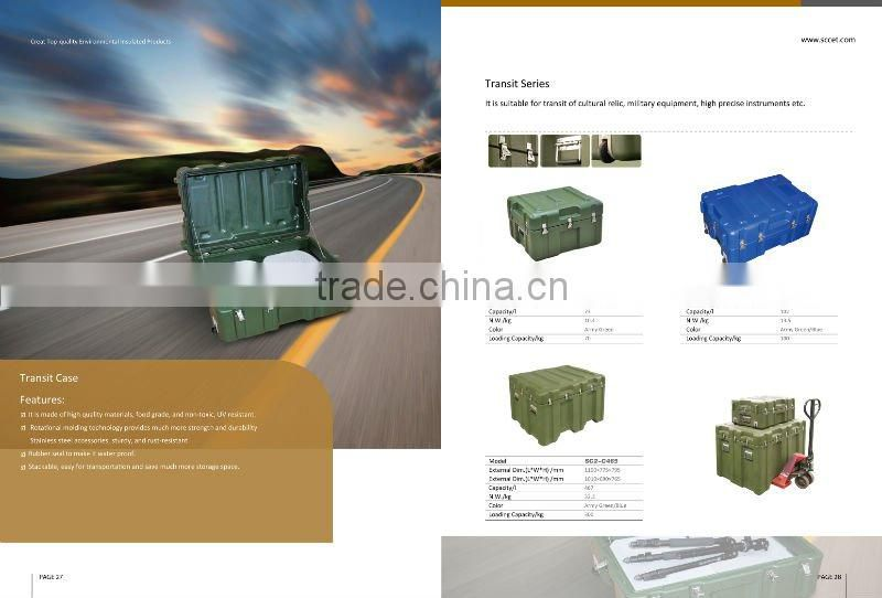 Roto Molded Tool Cases ,rotationally moulded tool case ,rotomoulded PE tool case,tool case mould