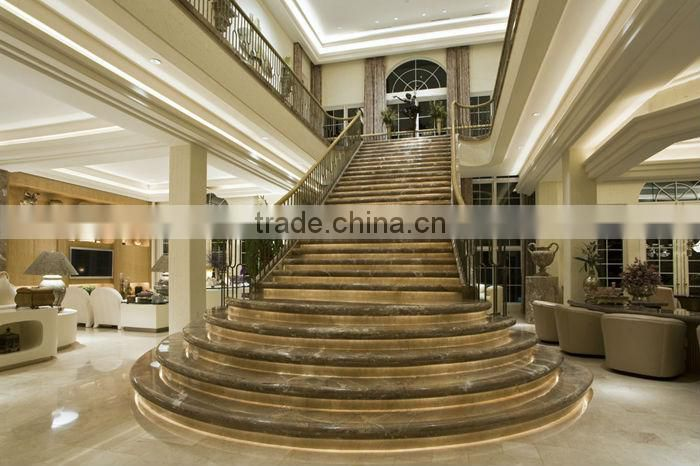 ... Custom Make In China For Hotel Project Marble Fold Up Stairs ...
