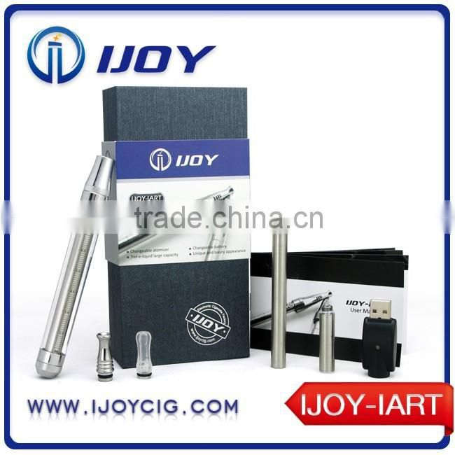 2014 new vape mod Ijoy Iart full mechanical battery mod of
