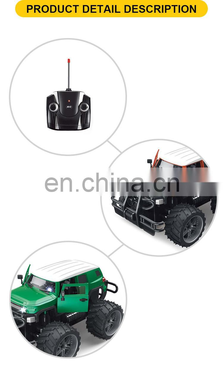 1:16 Scale Rc Open Door Trucks Electric RC Car For Play