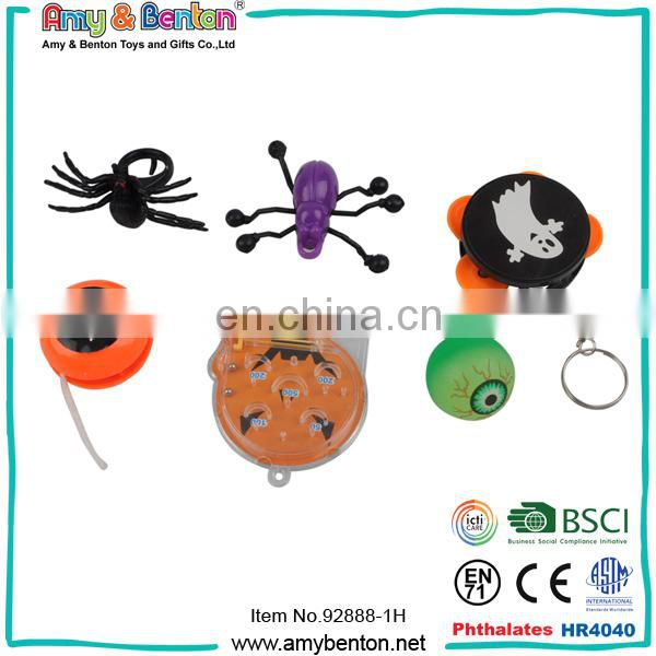 promotional plastic kids Halloween gift & toys bags
