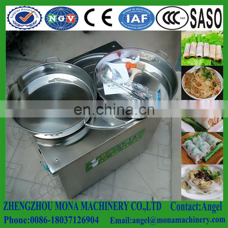 cold rice noodles machine/automatic rice vermicelli making machine Image
