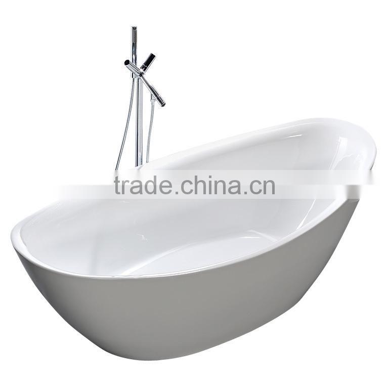 SUNZOOM Egg Shaped Bathtub, Freestanding Model You Tub Sex,tub 8