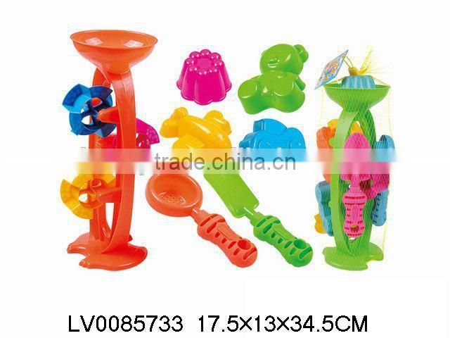 Plastic kids beach toys boat for sale