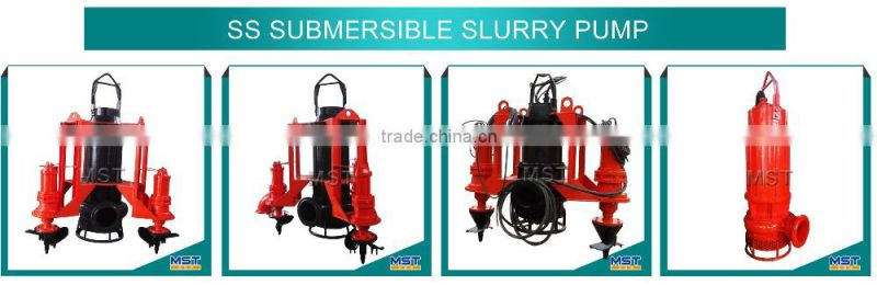 Centrifugal float dredging river sand pumping machine