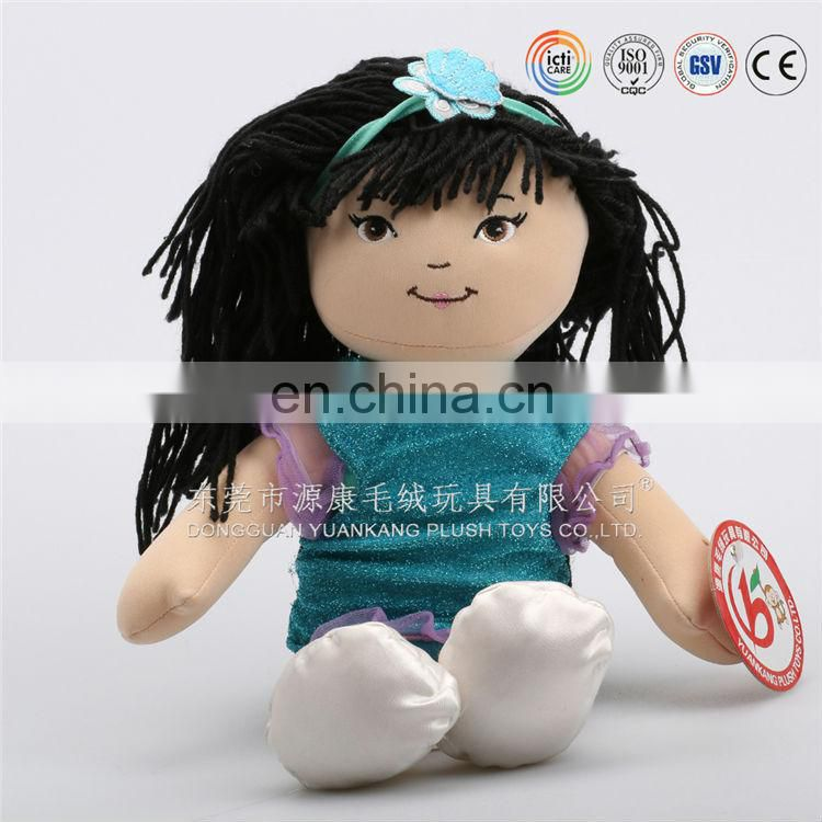 High quality toy story plush doll & soft cloth rag doll